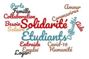Collecte de fond pour étudiants - COVID-19